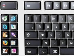Art Lebedev Optimus Keyboard