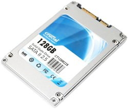 New Crucial SSD Data Transfer