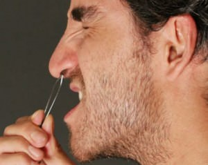 Best way to remove nasal hair