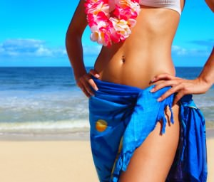 How to Tie a Beach Sarong
