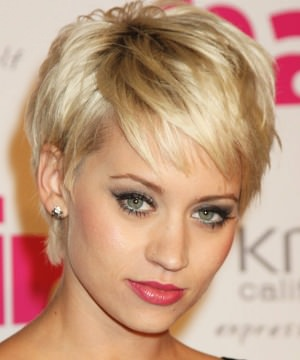 Cute Short Hairstyles for Women over 40, Haircuts for Women Over 40 ...